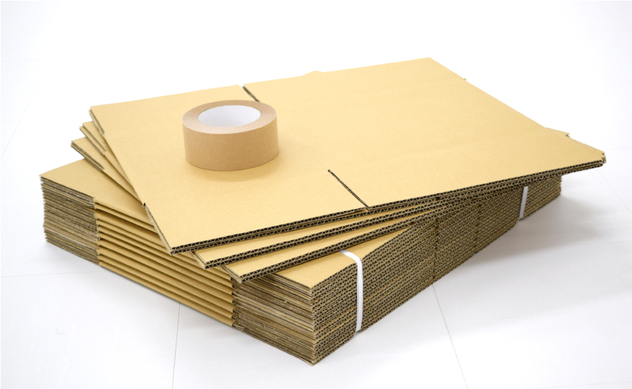 複数の宛先への配送準備や発送のイメージ