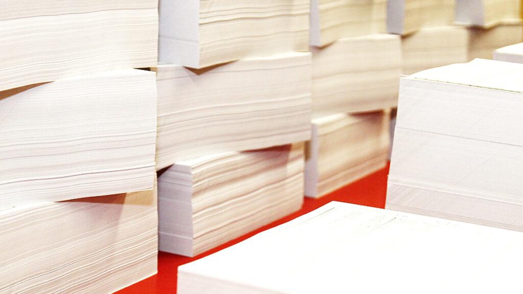 印刷・追加印刷・製本